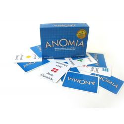 Anomia - Card Game (Ages 10+)
