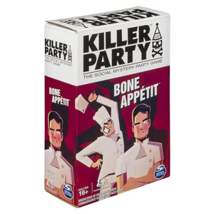 Killer Party - Bone Appetit
