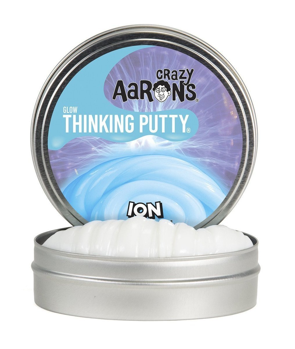 Mini Glow Ion Thinking Putty