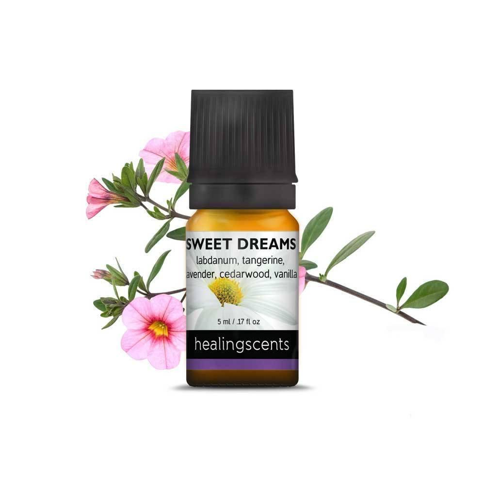 Organic Synergy Blends - Sweet Dreams - 5ml