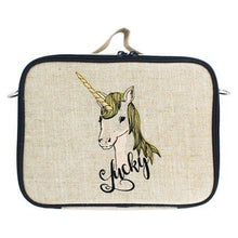Load image into Gallery viewer, Lunch Box - Lucky Unicorn