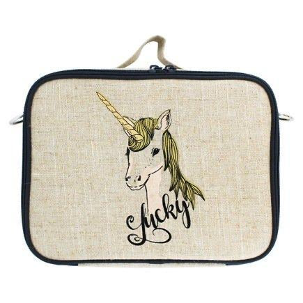 Lunch Box - Lucky Unicorn