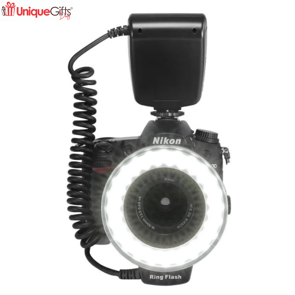 Ring Flash LED Camera Extension™
