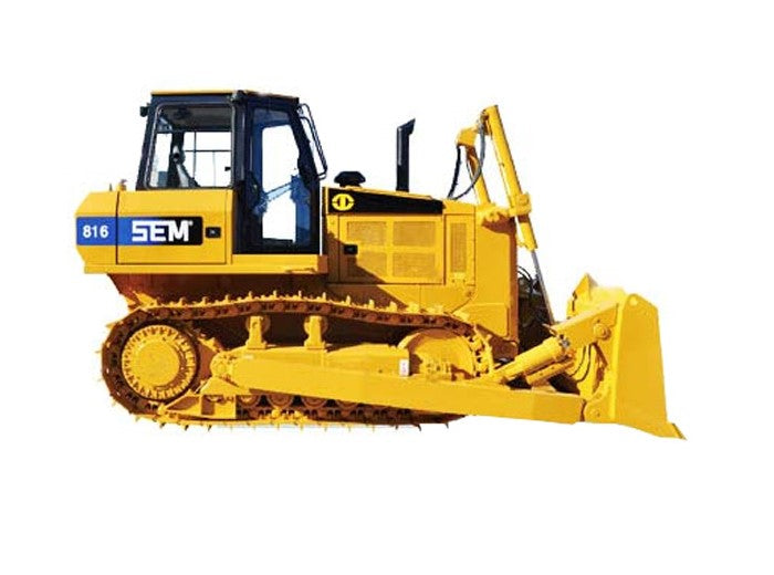 SEM® 816 Track Type Tractor