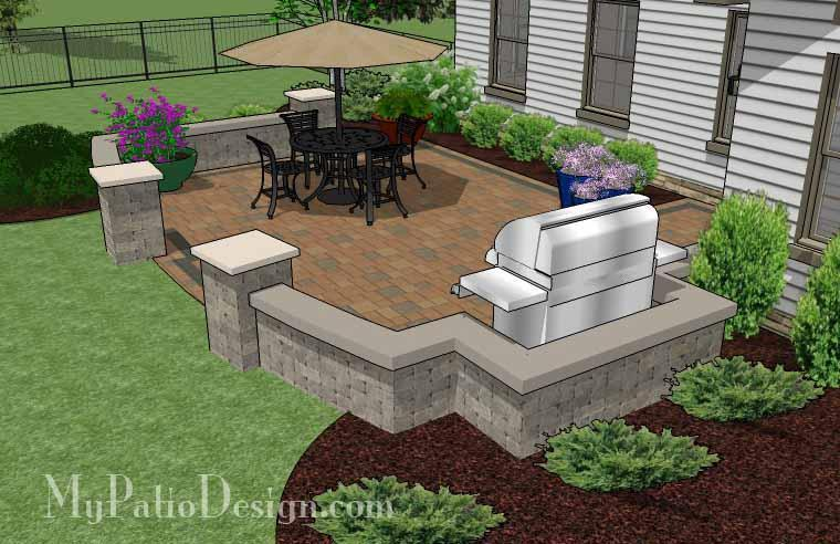 Paver Patio #08-042001-02