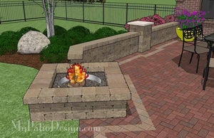 Paver Patio #10-040501-02