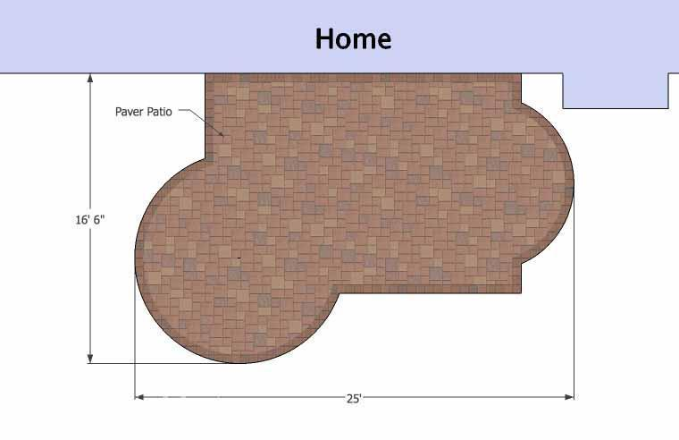 Paver Patio #S-031002-01