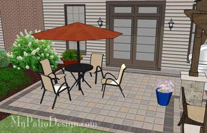 Paver Patio #S-047001-02