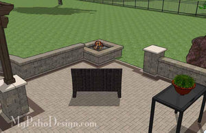 Paver Patio #S-070001-01