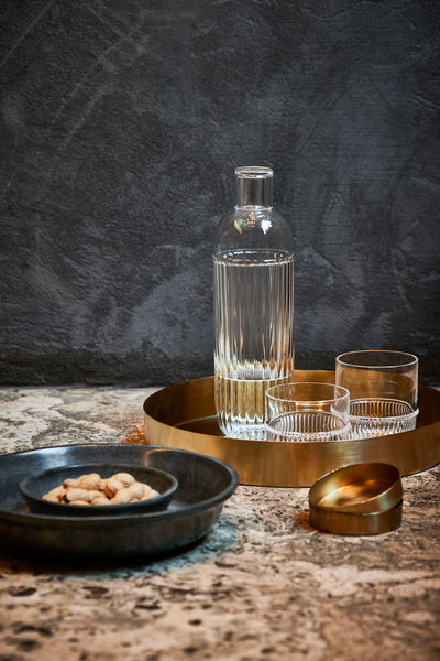 Bar Decanter Flasche