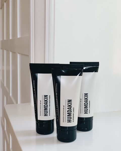 Handlotion Tube Elderberry & Birch