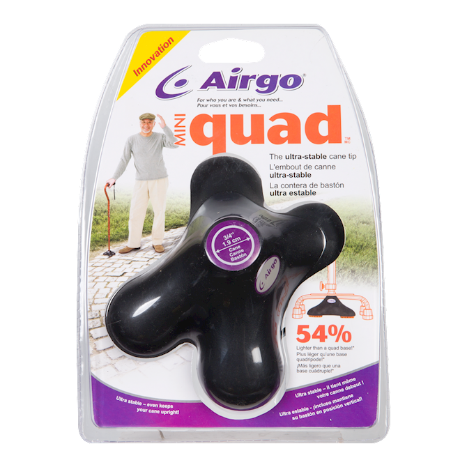 Airgo Quad Cane Tips