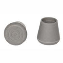 "Airway Cane Tips 3/4"" Grey"