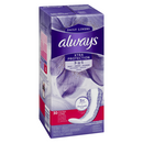 Always 30's Dri-Liners Plus xlong Odor Lock