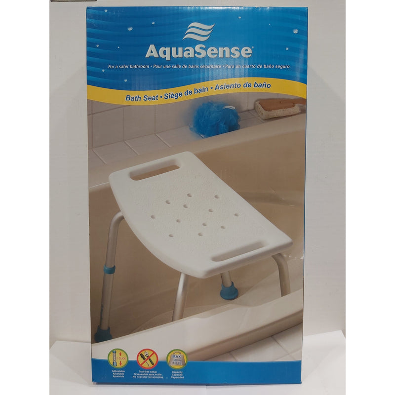 Aquasense Bath Seat White