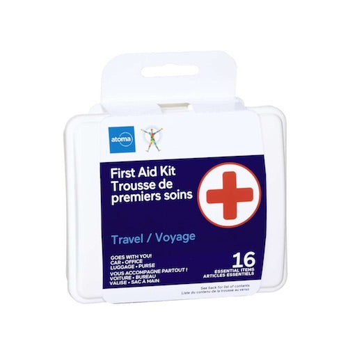 Atoma First Aid Travel Kit 16