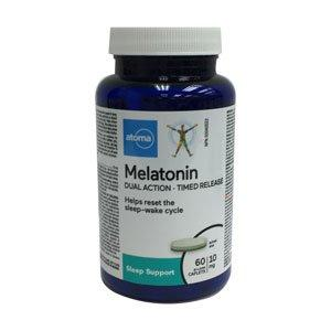 Atoma Melatonin Time Released 10mg Tablets 60's