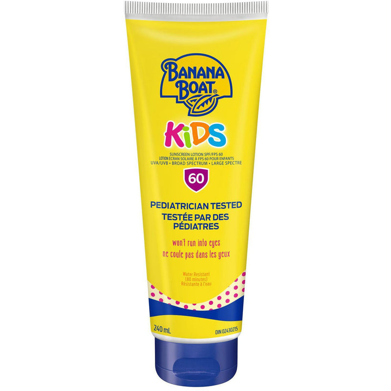 Banana Boat 240ml SPF 60 Kids