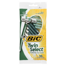 Bic Twin Select Sensitive 10's