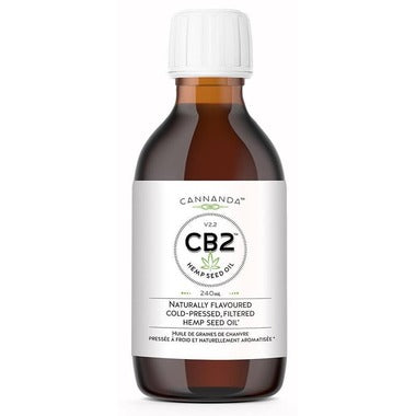 CB2 Hemp Seed Oil 240ml