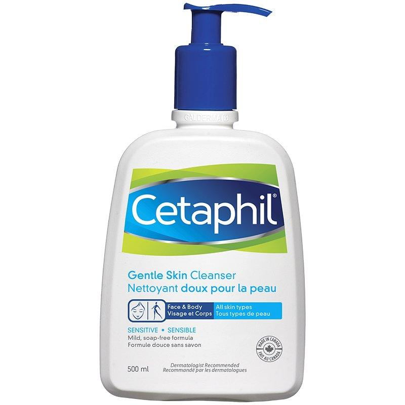 Cetaphil 500ml Skin Cleanser