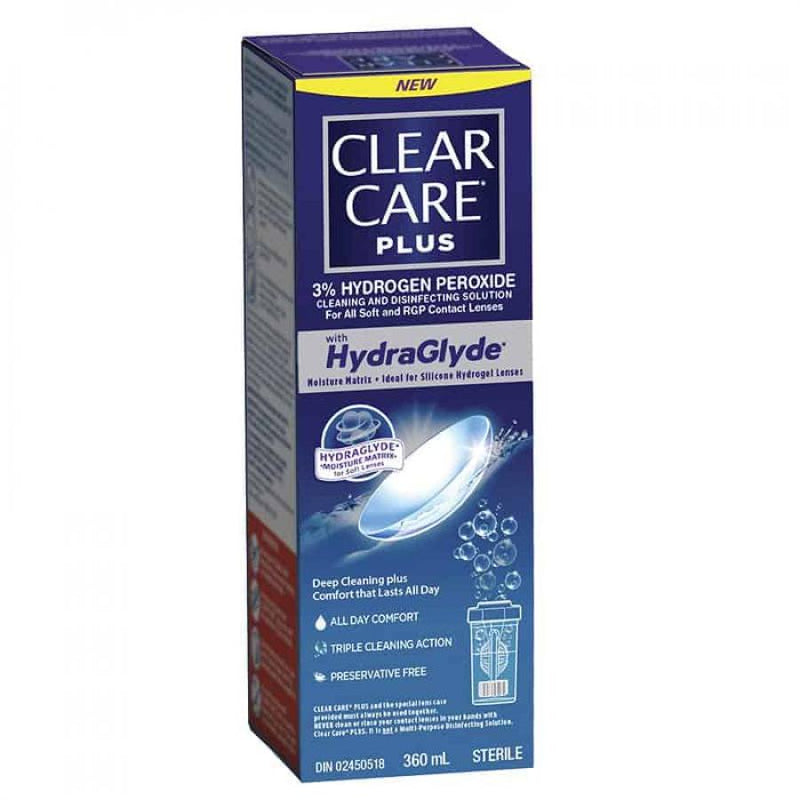 Clear Care Plus 360ml