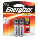 Energizer Max AA 2 Pack