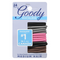Goody Ouchless Medium Hair Elastics Assorted Colours 24's