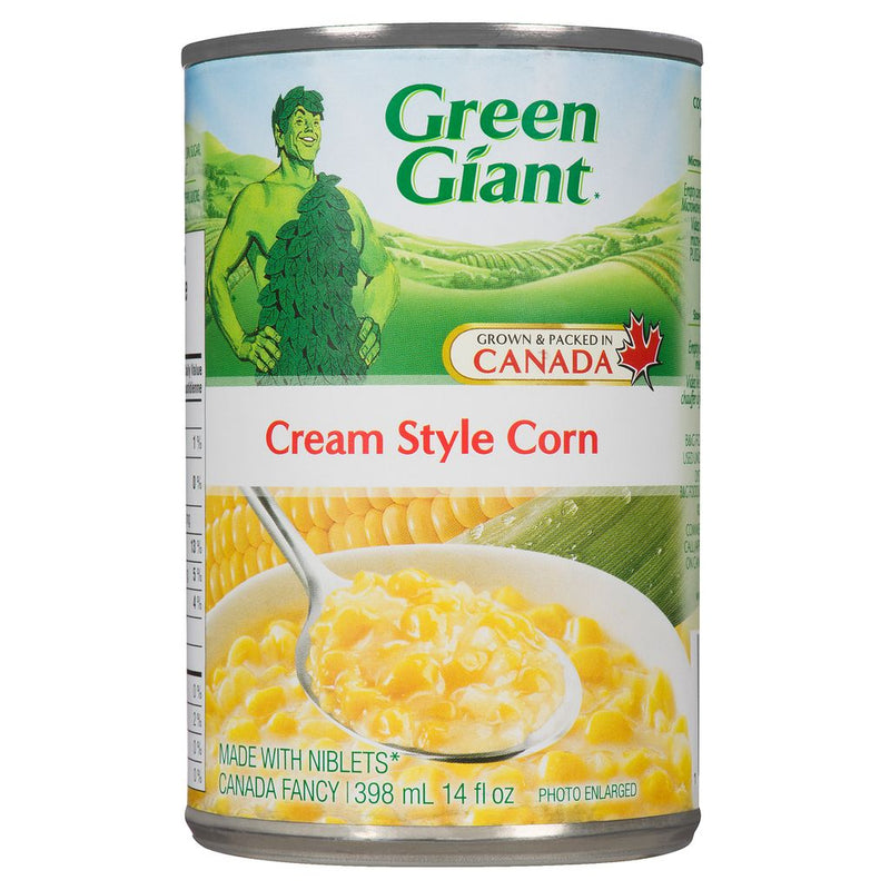 Green Giant 398ml Cream Corn