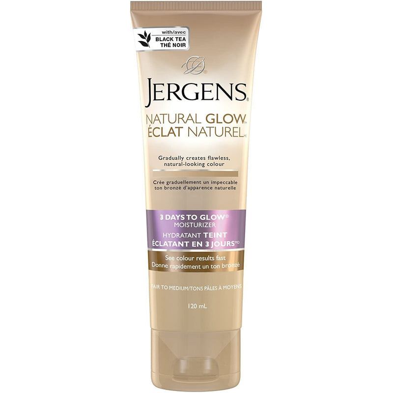 Jergens 220ml Natural Glow F-T