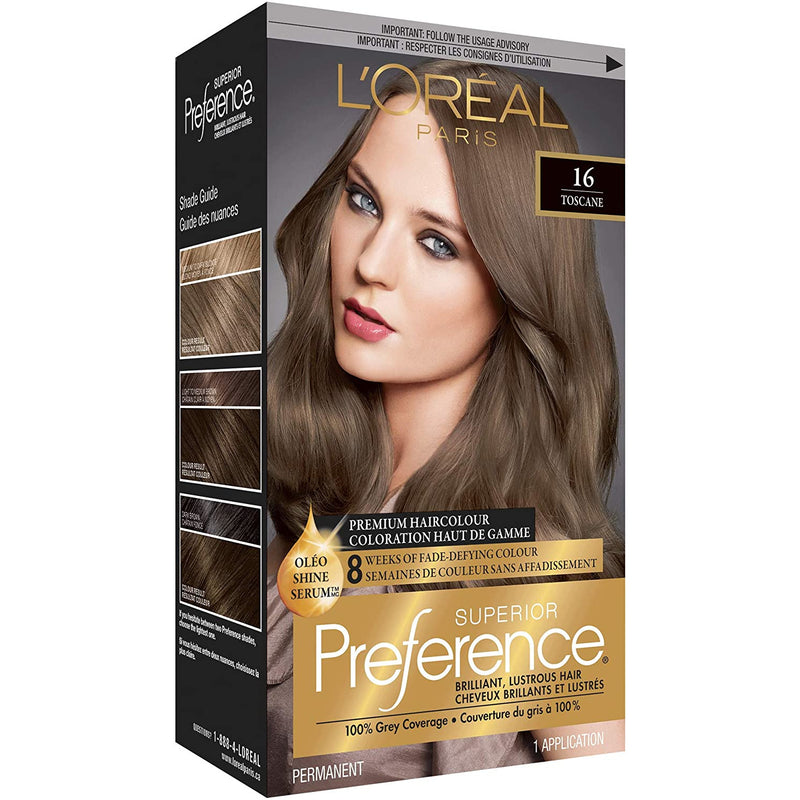 L'Oreal Preference 16