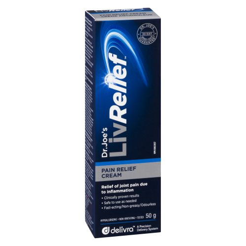 Livrelief Cream 50 gram
