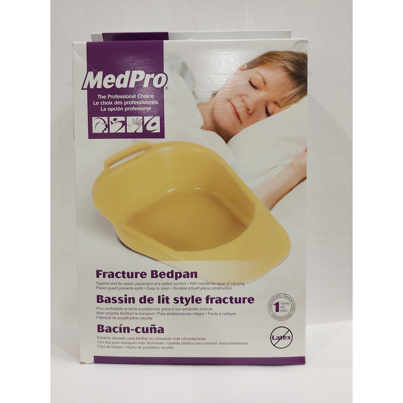 Med Pro Fracture Bed Pan