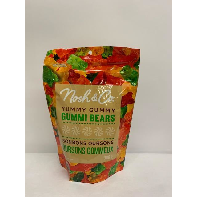 Nosh & Co Gummi Bears 300gm