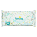 Pampers Sensitive Wipes 18's