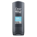Dove Men 400ml Body Wash Clean Comfort