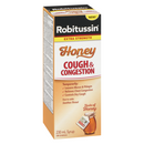Robitussin Honey Cough & Congestant Ex-St 230ml