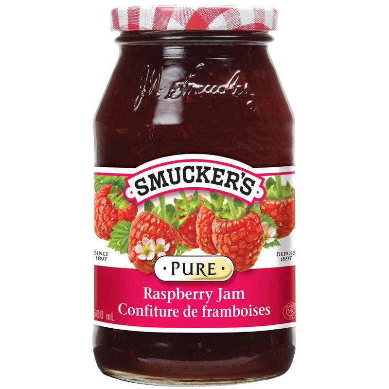 Smuckers 500ml Red Raspberry