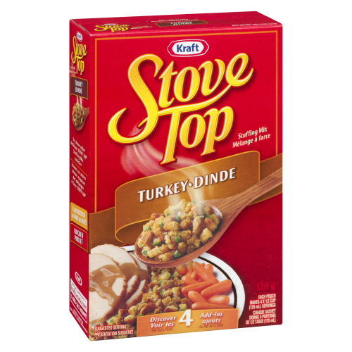 Kraft Stove Top Turkey