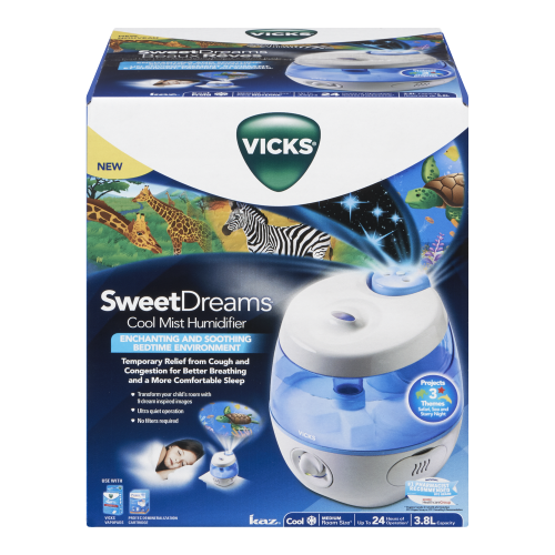 Vicks Humidifier Ultra Sweet Dream