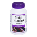 Webber Multivitamin 100 Tablets