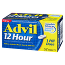 Advil 12 Hour 600mg 52 Tablets