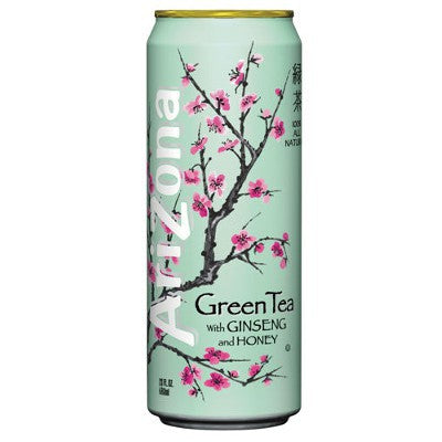 Arizona 680ml Green Tea