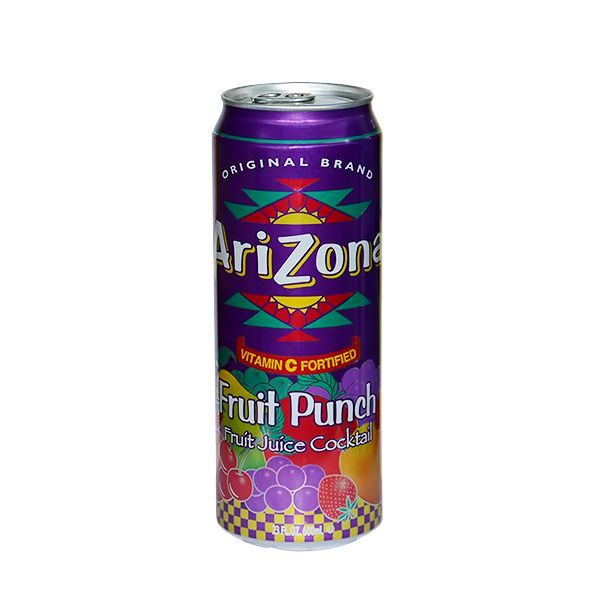 Arizona 680ml Fruit Punch