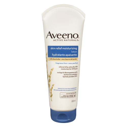 Aveeno 222ml Stress Lotion