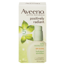 Aveeno SPF15 Positively Radiant