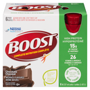 Boost 6x237ml High Protein Chocolate