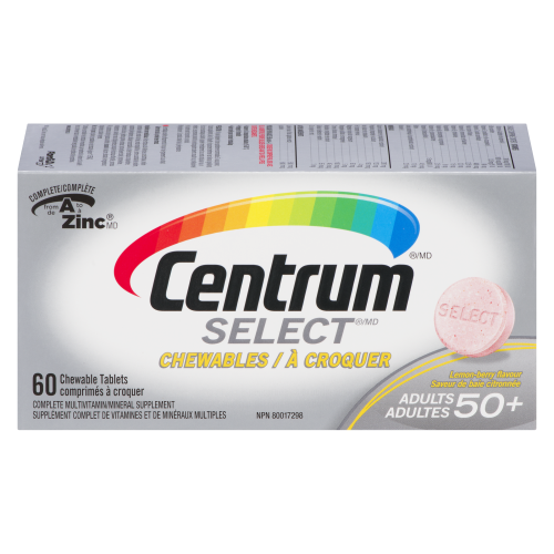Centrum Select Chewables 60's