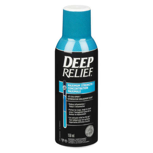 Deep Relief 150ml Icy Spray