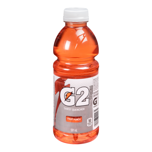 Gatorade 591ml G2 Fruit Punch